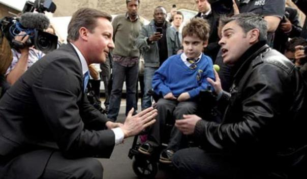 jonathan bartley with david cameron