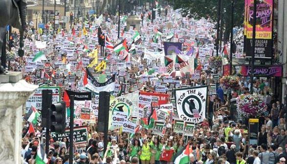 israel-gaza-15000-protest